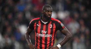 Tiemoué Bakayoko AC Milan