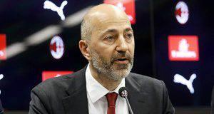 Ivan Gazidis ac milan