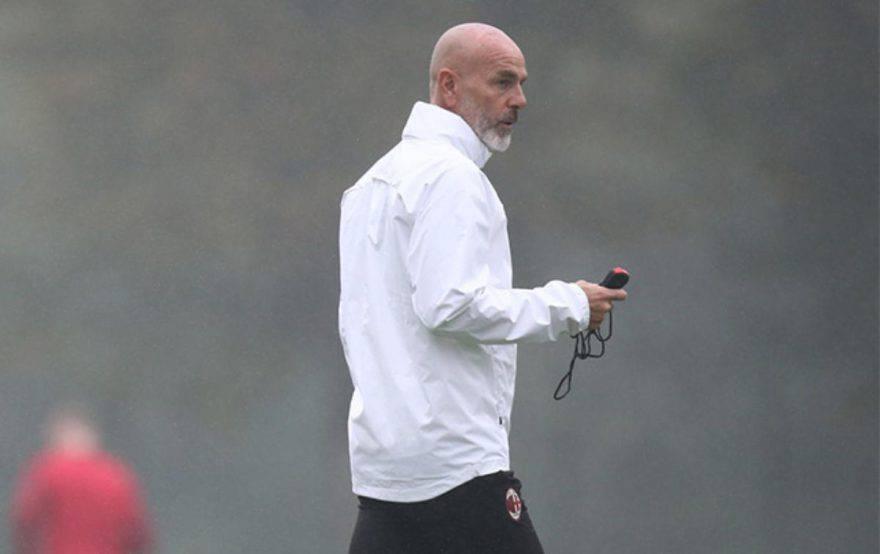 Stefano Pioli AC Milan