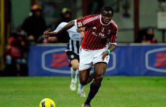 taye taiwo AC Milan