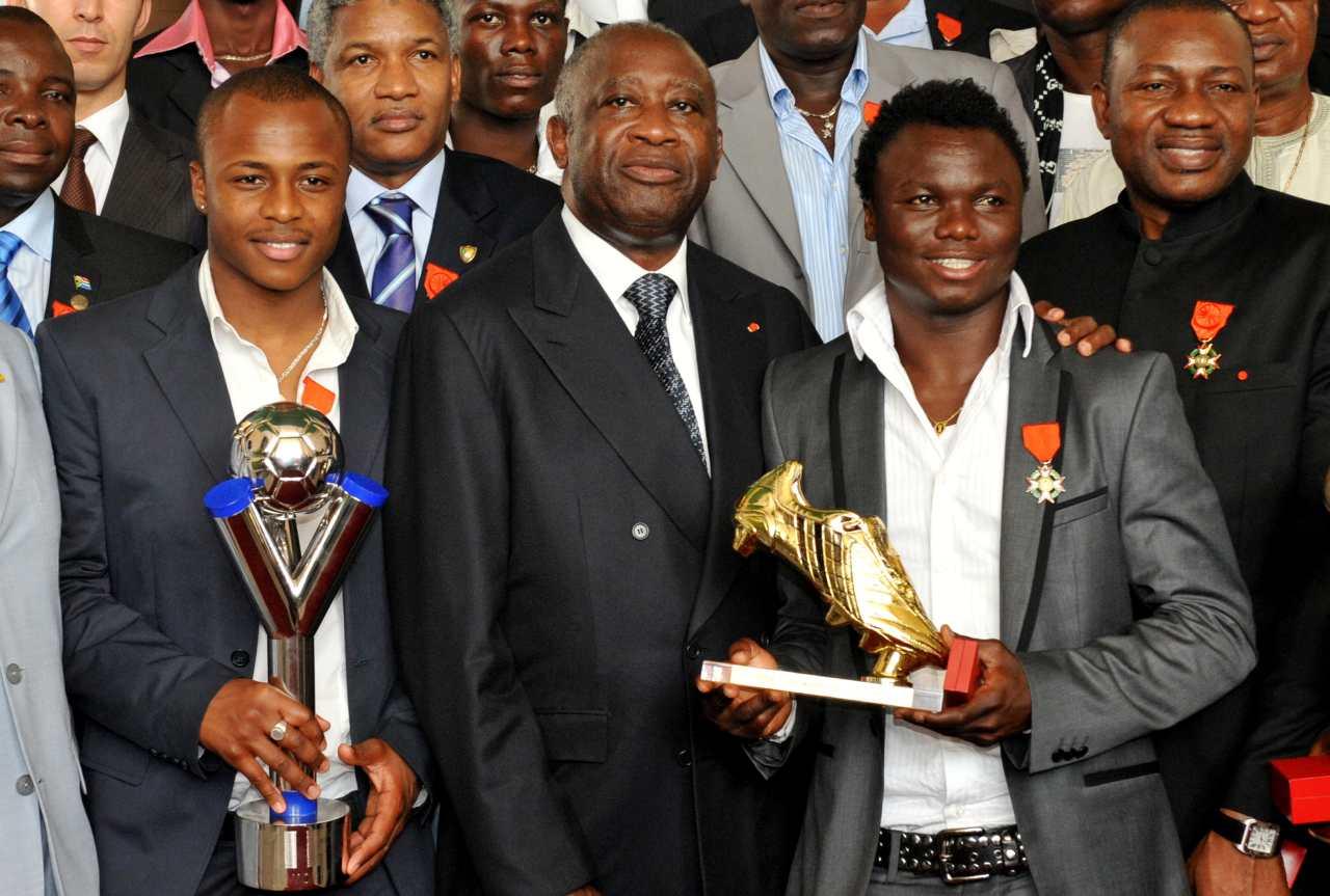 Dominic Adiyiah Mondiale Under 20 2009 Ghana