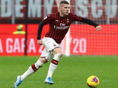 Ante Rebic AC Milan