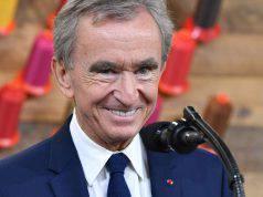 Bernard Arnault lvmh Milan