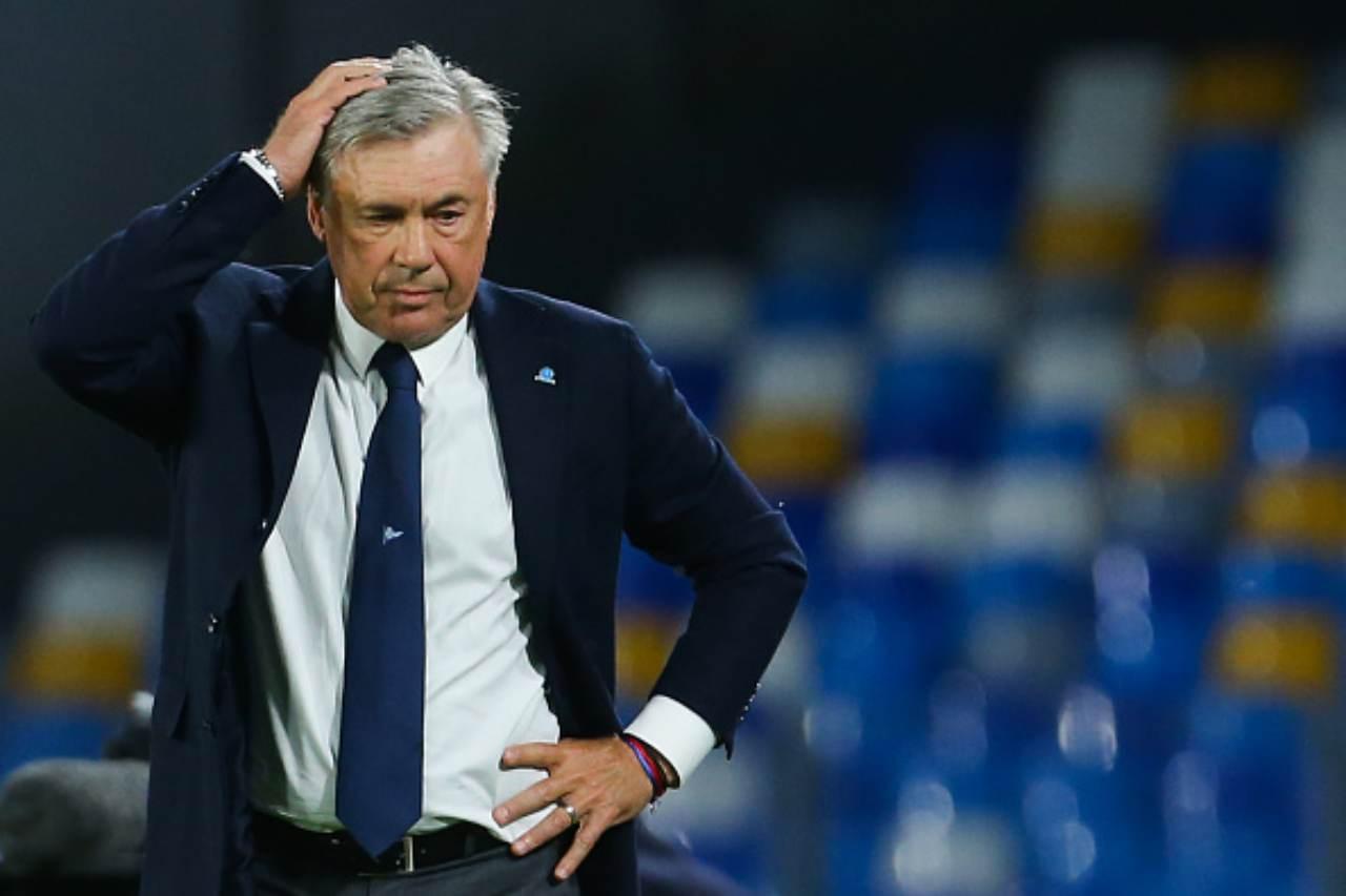 Calciomercato Napoli - Ancelotti, esonero vicino: pronto Gattuso