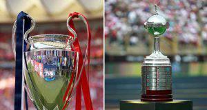 Vincitori Champions League e Copa Libertadores