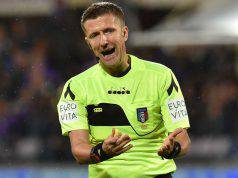 Arbitro Daniele Orsato