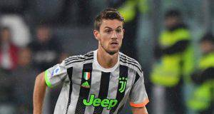 Daniele Rugani Juventus Genoa