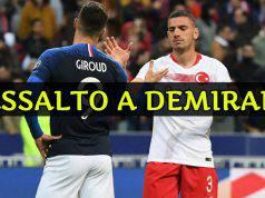 Merih Demiral Olivier Giroud