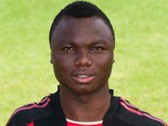Dominic Adiyiah AC Milan