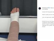 Instagram messaggio Leo Duarte