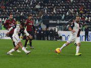 Il gol di Dybala