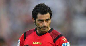 Fabio Maresca arbitro