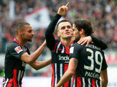 Kostic Eintracht Francoforte