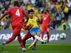 Lucas Paquetà Brasile 10