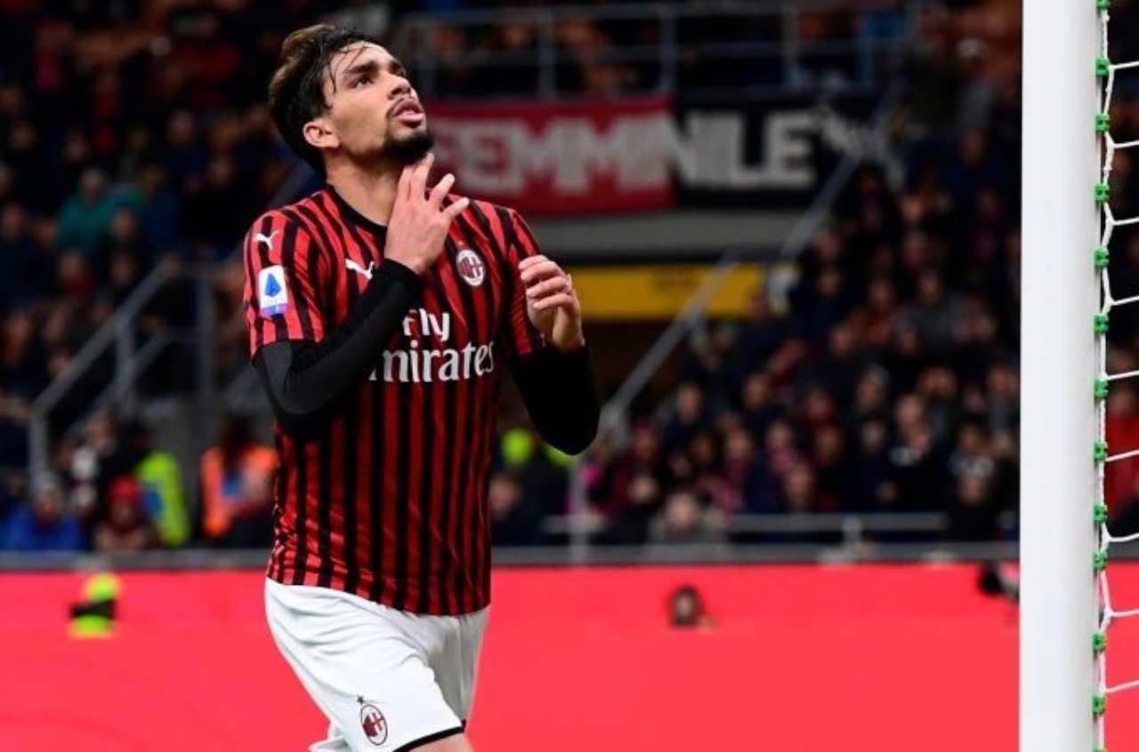 Lucas Paquetà Milan SPAL