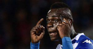 Mario Balotelli razzismo striscione
