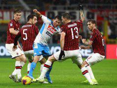 Lozano Bonaventura Milan-Napoli
