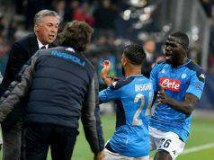 Napoli Ancelotti Insigne Koulibaly