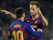 Ivan Rakitic Lionel Messi