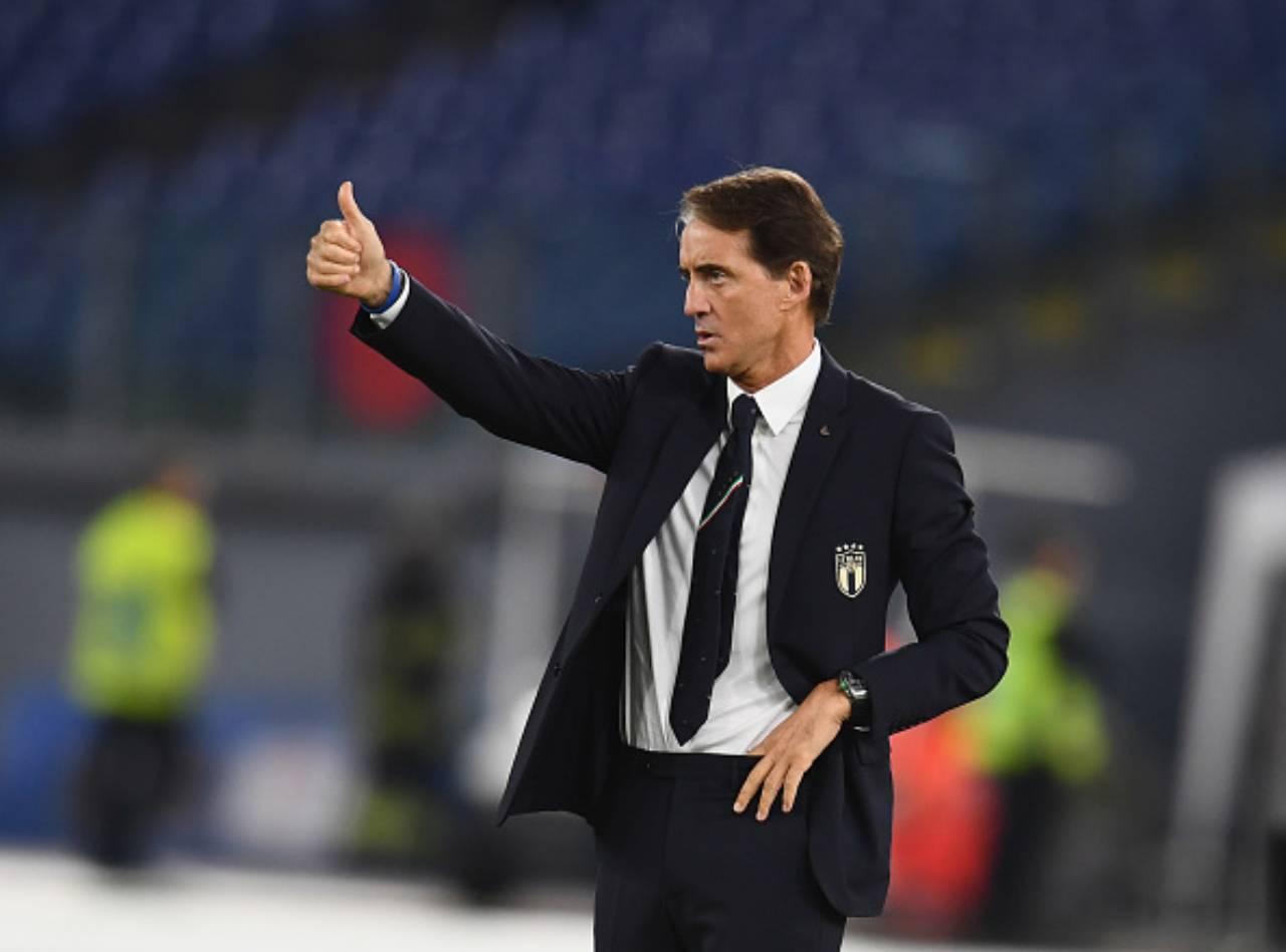 Roberto Mancini anti covid