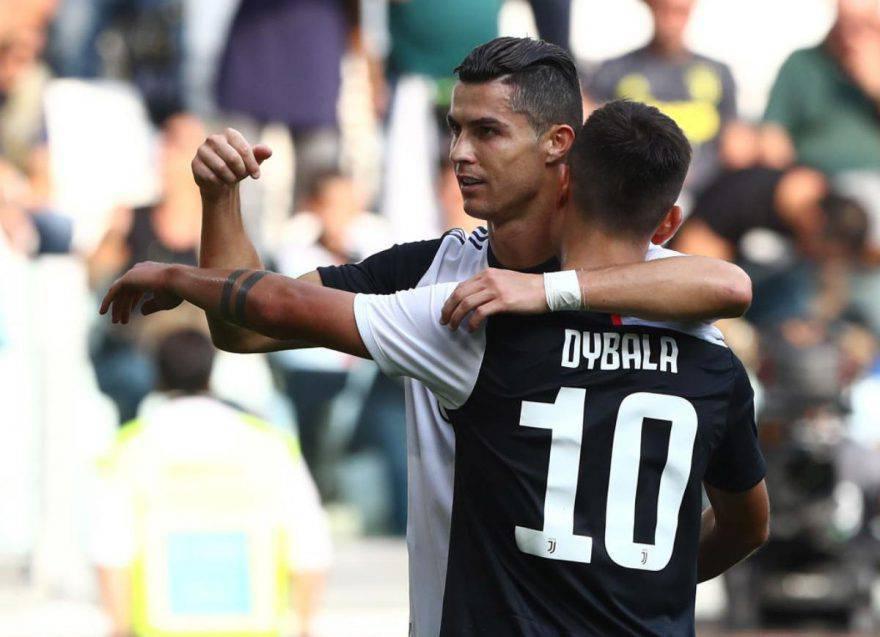 Attacco Juventus