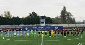 Campionato Primavera 2, SPAL-Milan