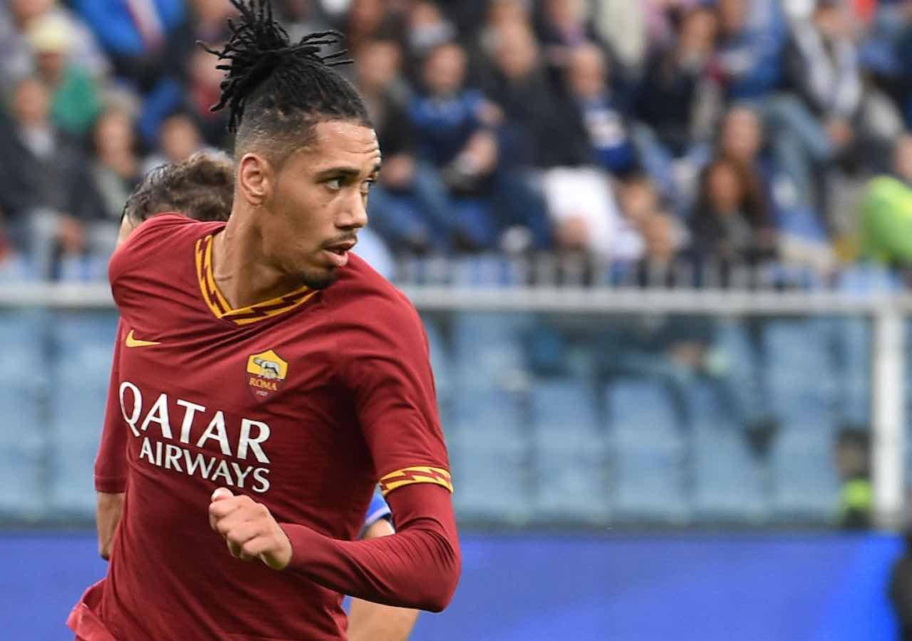 Calciomercato Roma, Smalling: lo United rifiuta i 15 milioni. La situazione