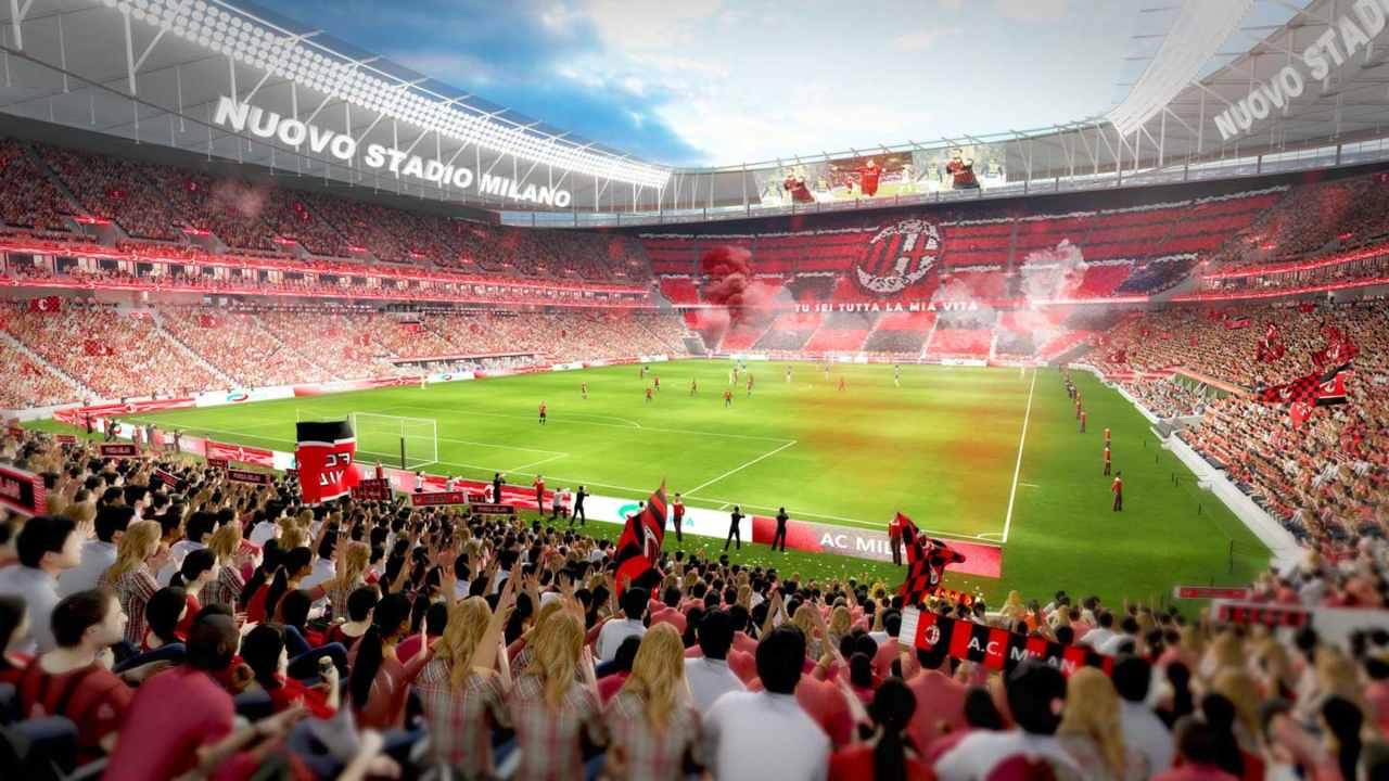 Stadio Milan Inter Manica Cmr Sportium