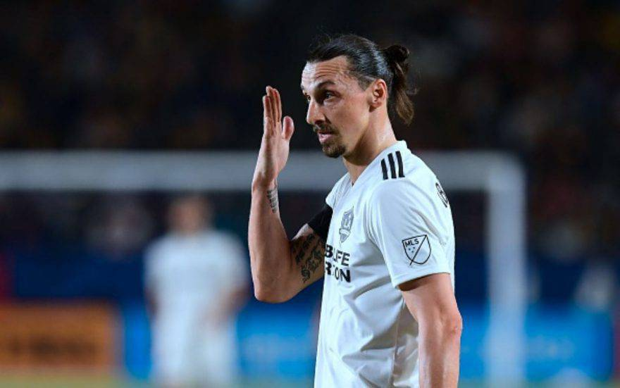 Zlatan Ibrahimovic Italia o ritiro