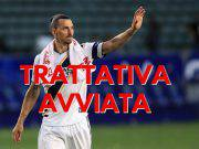 Zlatan Ibrahimovic trattativa Milan-Raiola