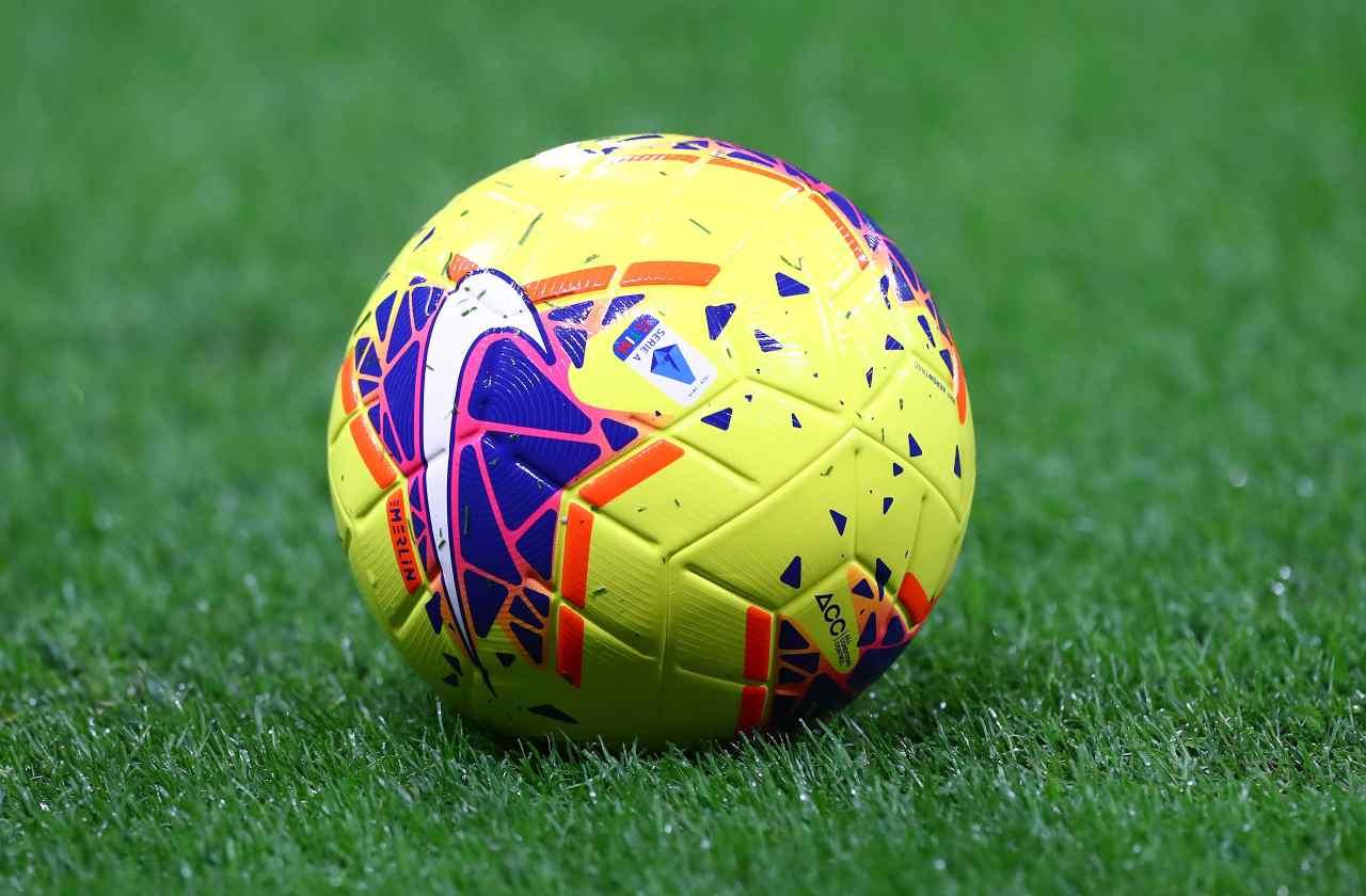 pallone serie a 2019 2020