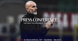 pioli conferenza