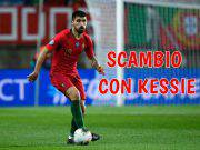 scambio kessie ruben neves