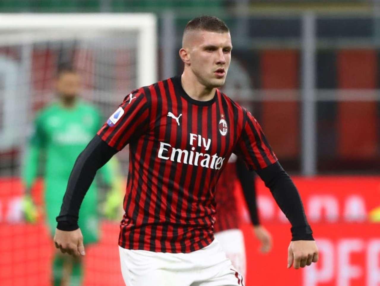 Ante Rebic futuro Milan