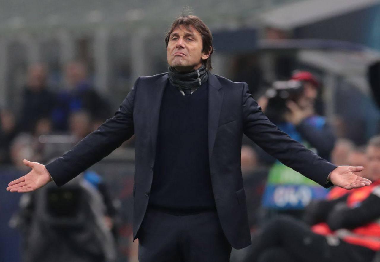 Conte L Inter Annulla La Conferenza Colpa Del Corriere Dello Sport