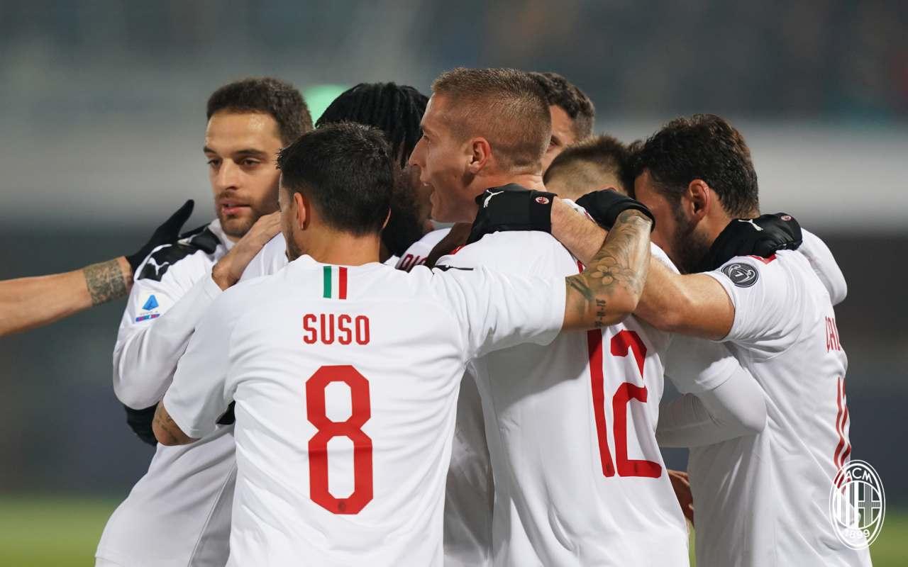 Milan Sassuolo | dove vedere la partita in diretta tv e streaming