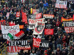 Bologna Milan ultras