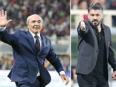 Rocco Commisso Gennaro Gattuso Fiorentina