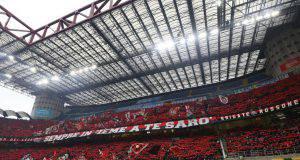 Curva Sud Milan San Siro