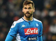 Fernando llorente Napoli Milan