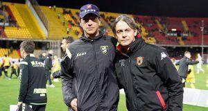 Filippo Inzaghi Sandro Nesta Benevento Frosinone