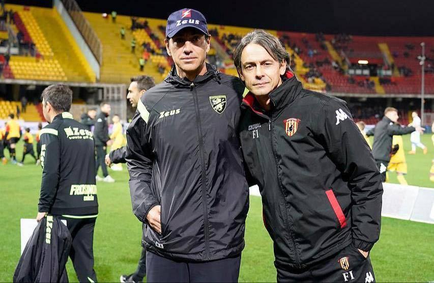 Serie B, Benevento-Frosinone 1-0: Inzaghi batte Nesta