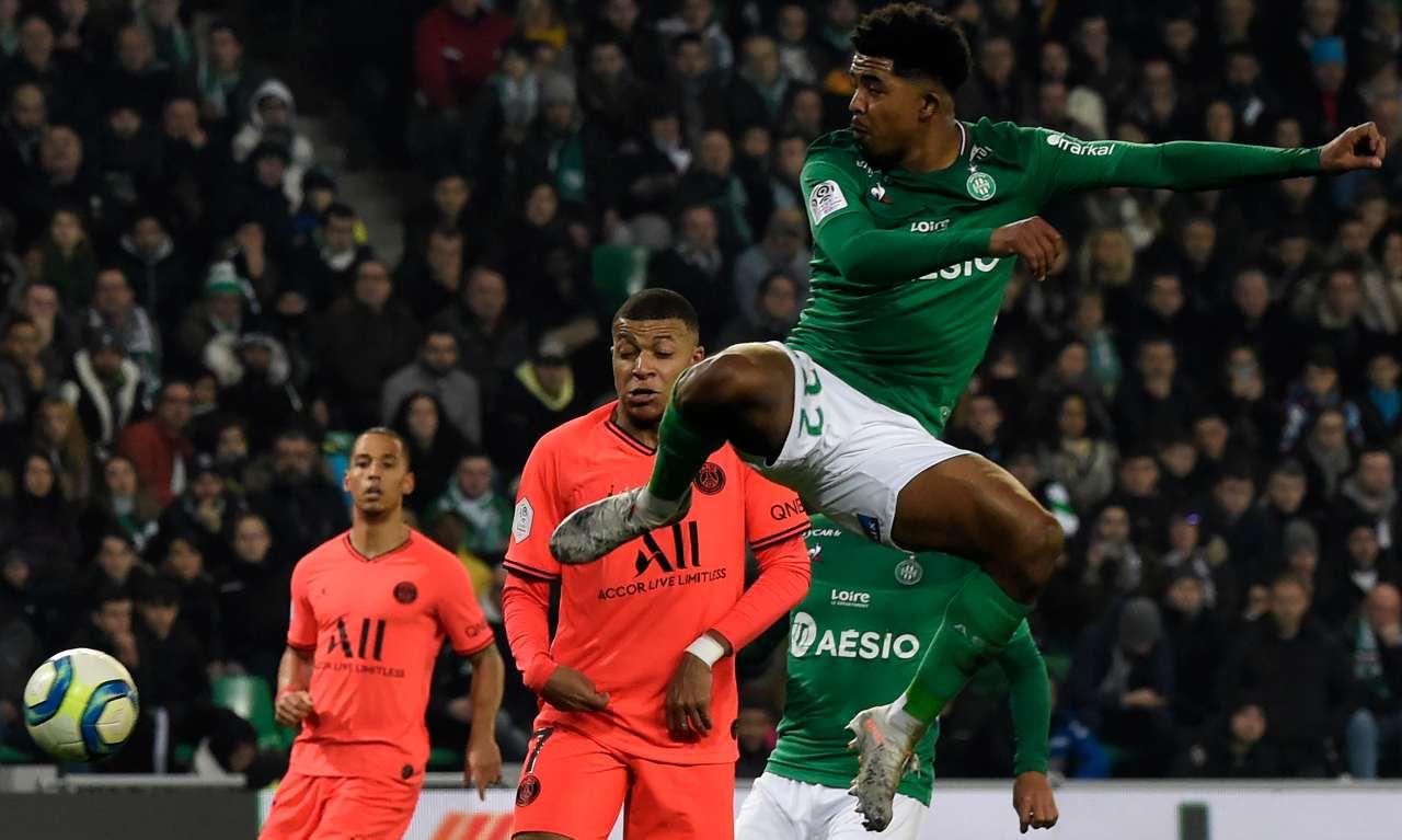Wesley Fofana Saint Etienne