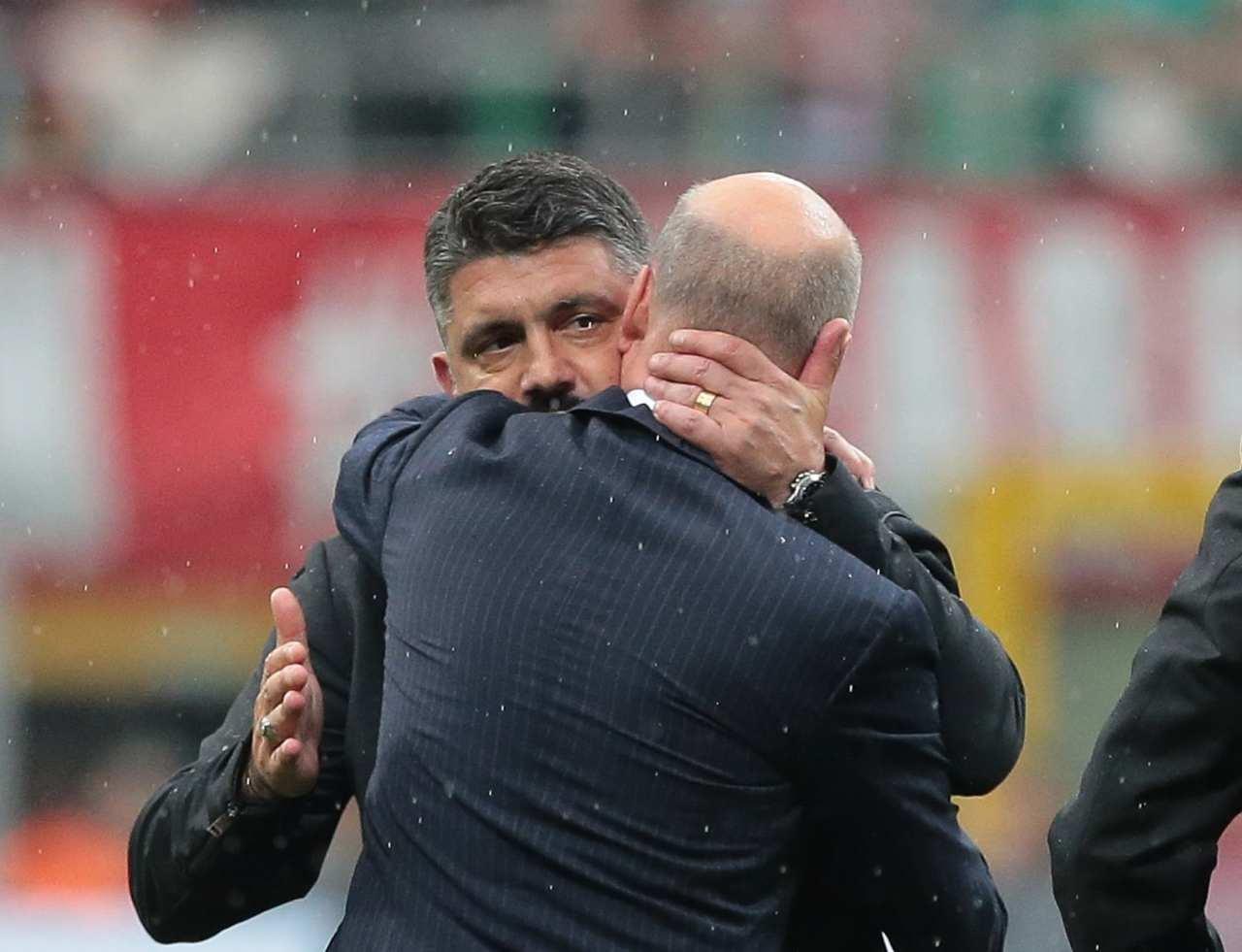 Gennaro Gattuso Marco Fassone