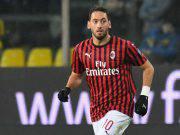 Hakan Calhanoglu rinnovo Milan