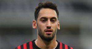 Hakan Calhanoglu AC Milan