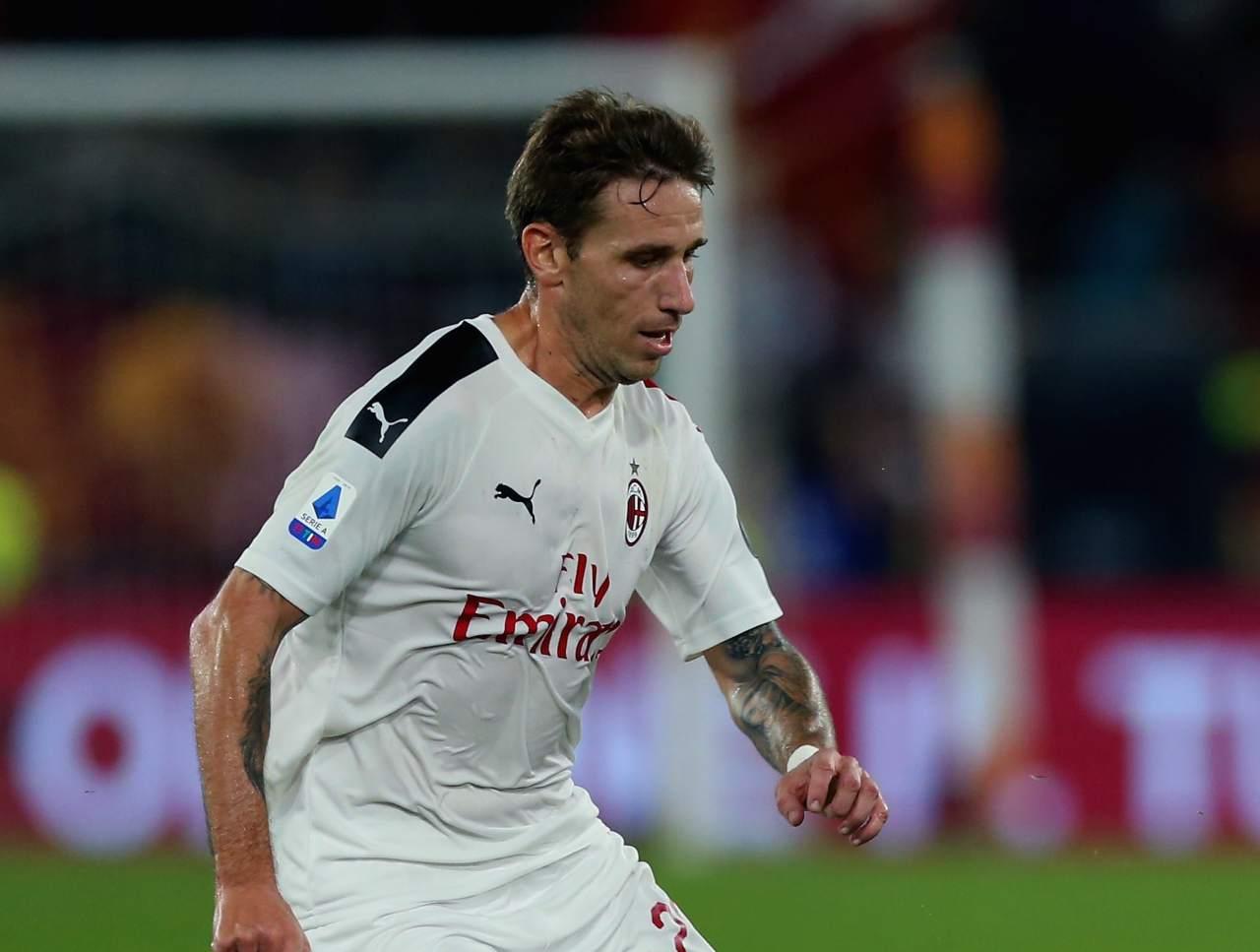 Lucas Biglia futuro Milan agente
