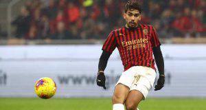 Lucas Paqueta AC Milan