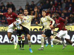 Milan-SPAL Coppa Italia