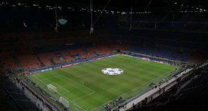 San Siro incasso record Champions League